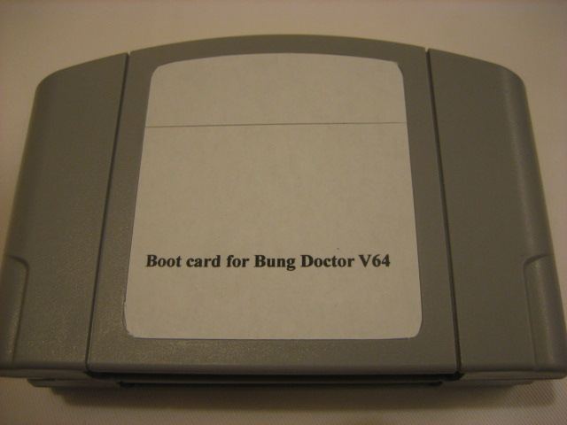 Bung Doctor V64 128m CD Rom Drive - Click Image to Close
