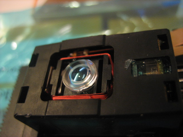 CD Optical Laser Lens for Pc-Engine DUO / DUO-R / DUO-RX - Click Image to Close